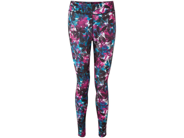 Dare 2b Influential Panty Dames, active pink botanical print
